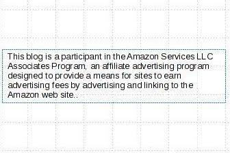 Amazon Disclosure
