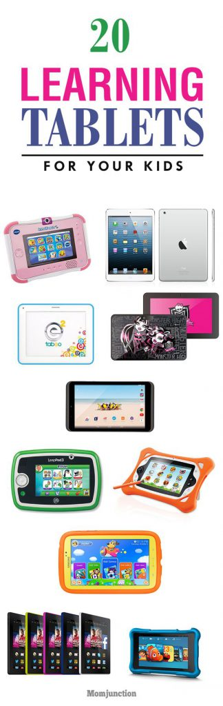 best kids tablets for learning