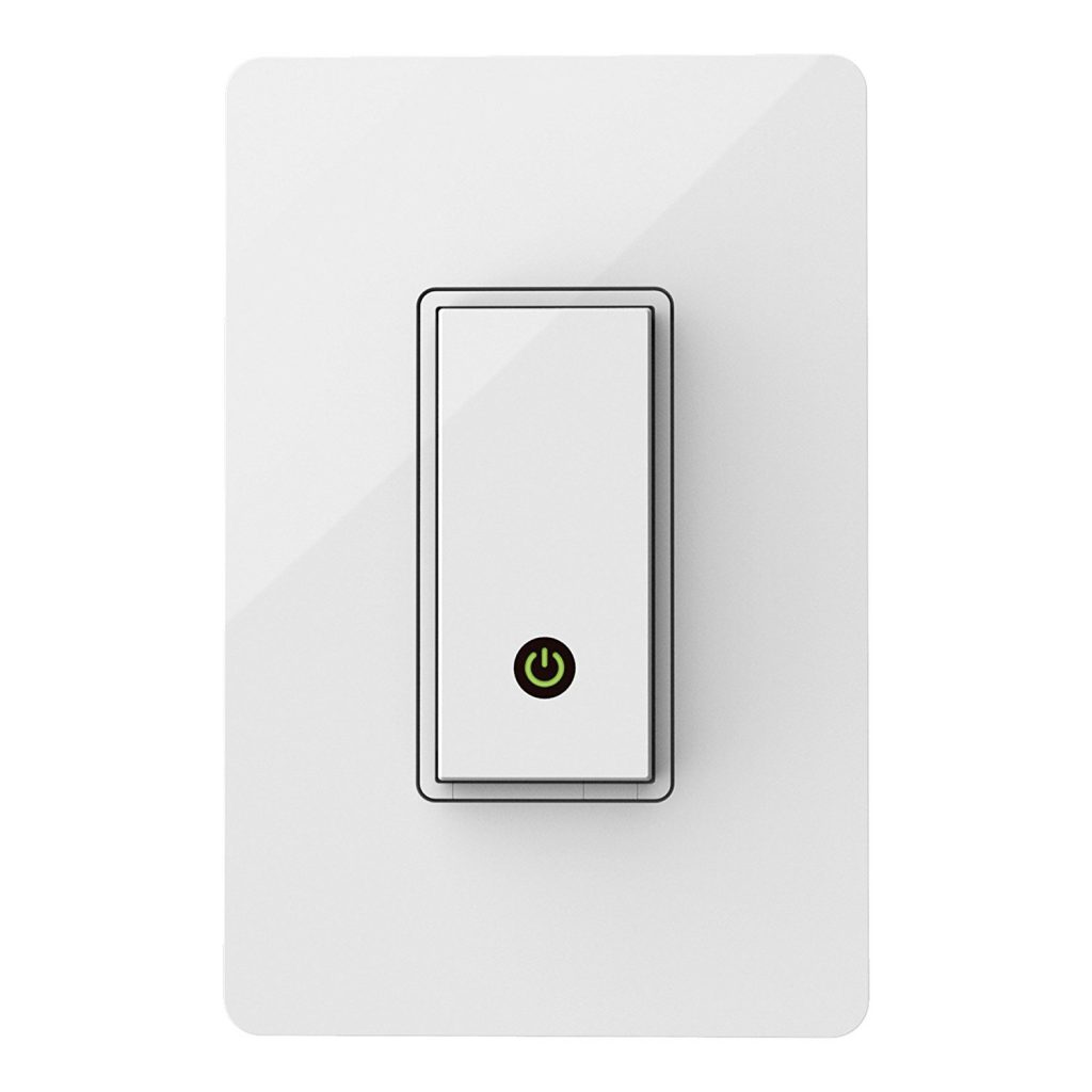 smart light switch works with Alexa